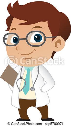 Qué lindo doctor - csp5780971