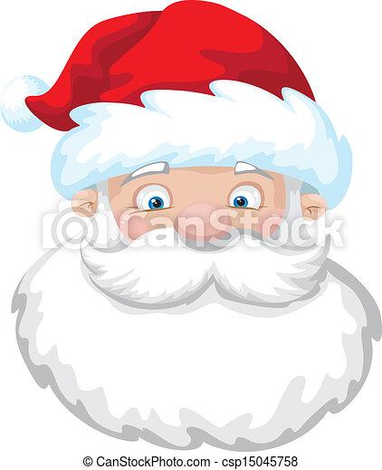 Lindo Santa - csp15045758