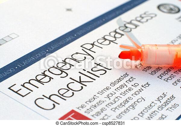 Lista de emergencia - csp8527831