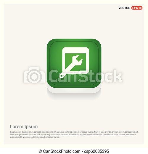 icono de lucha - csp62035395
