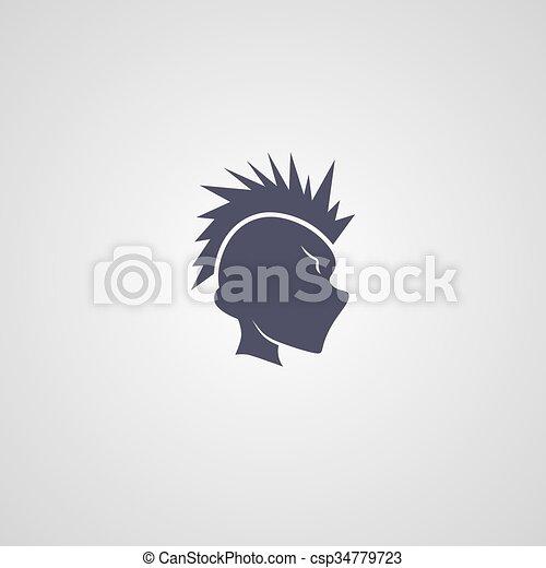 Logotipo de Mohawk - csp34779723
