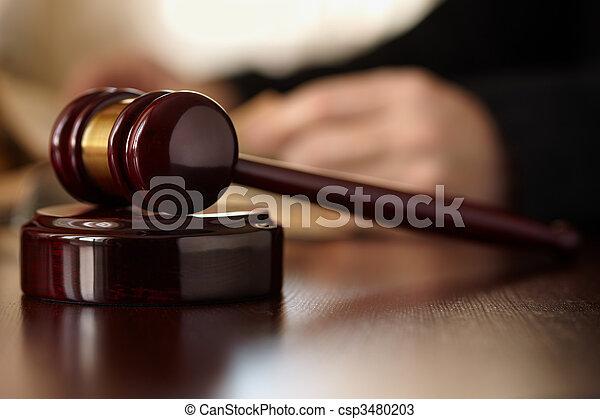 Los jueces dieron - csp3480203