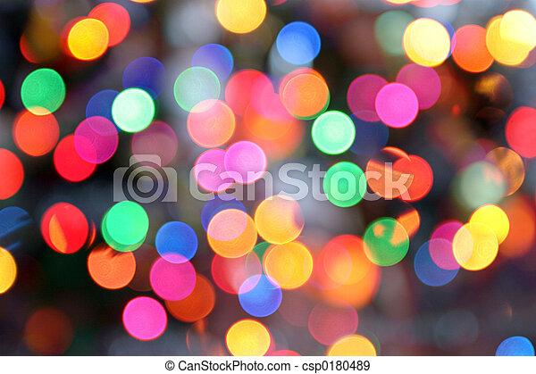 Luces de disco - csp0180489