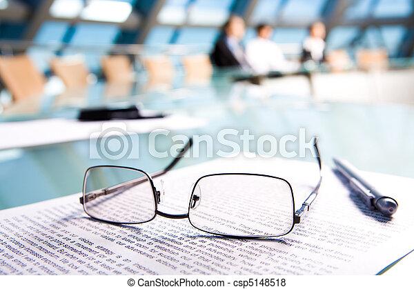 Lugar de trabajo - csp5148518