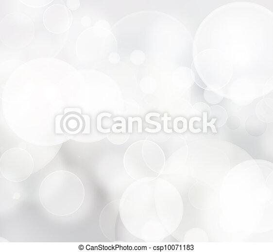 Luz blanca - csp10071183
