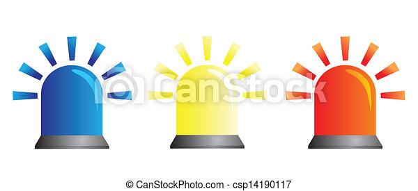 Luz de emergencia - csp14190117
