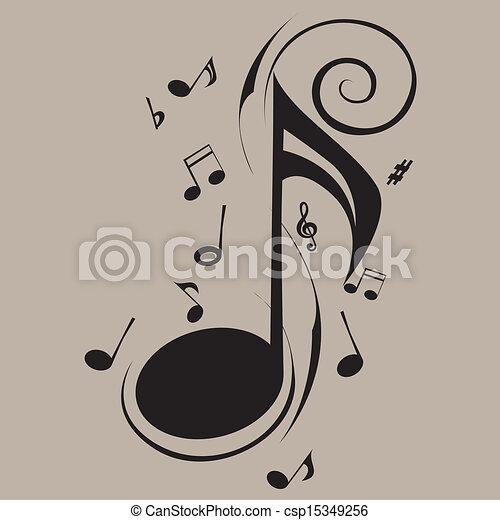 Música - csp15349256