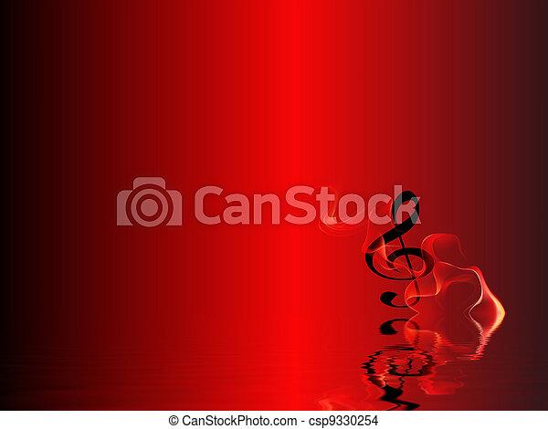 Música - csp9330254