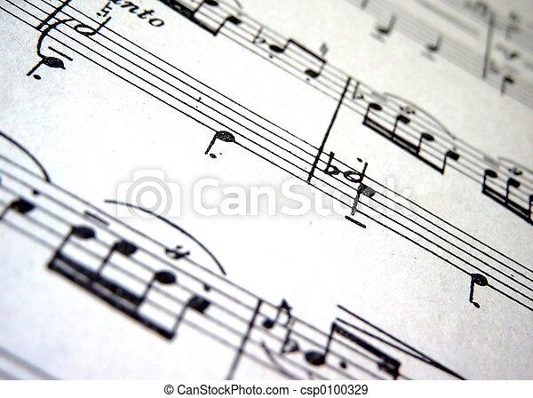 Música - csp0100329