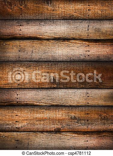 Madera de pino texturada - csp4781112
