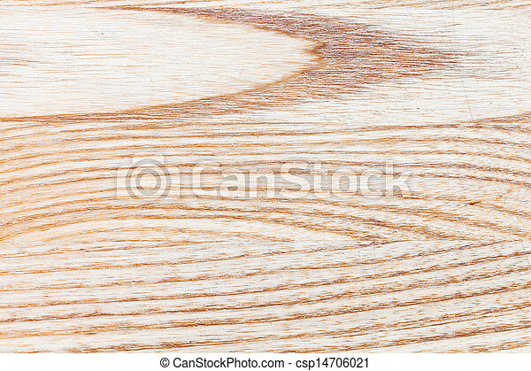 Tabla de madera de fresno natural - csp14706021