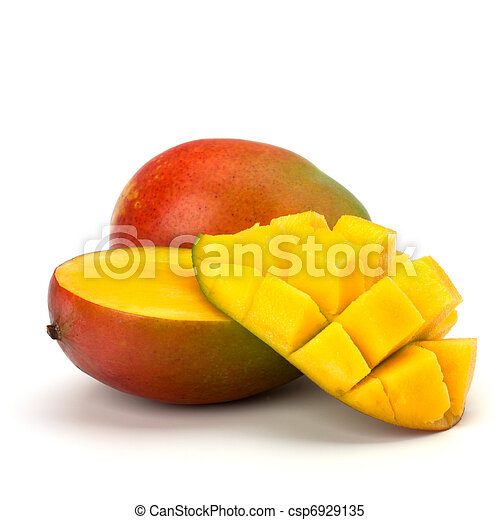 Fruta de mango - csp6929135