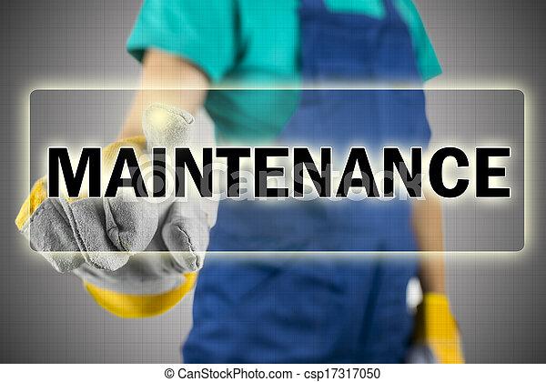 Mantenimiento - csp17317050