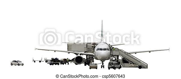 Mantenimiento de aeronaves - csp5607643