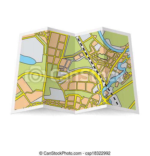 Libro de mapas - csp18322992