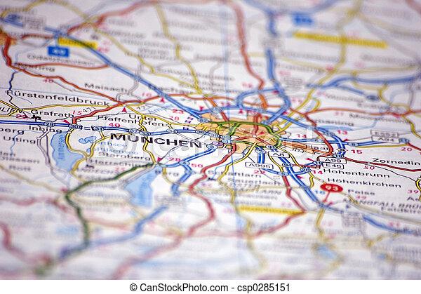 Mapa - csp0285151