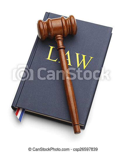 El libro de leyes - csp26597839