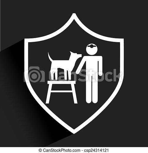 Servicio de mascotas - csp24314121