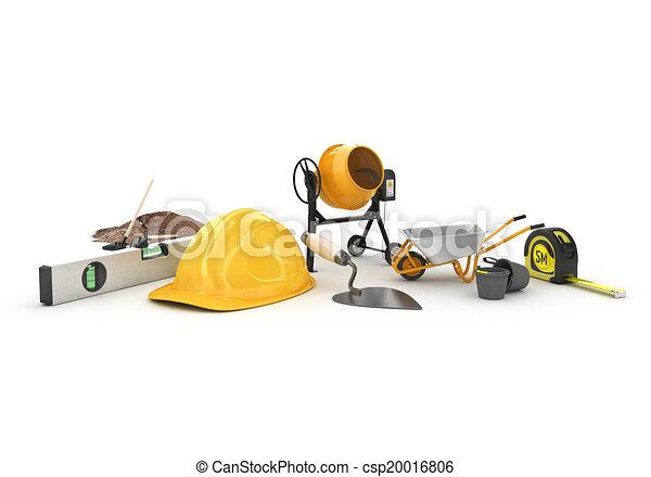 Materiales de construcción - csp20016806