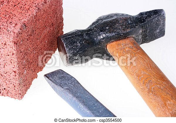 Materiales de construcción y herramientas - csp3554500