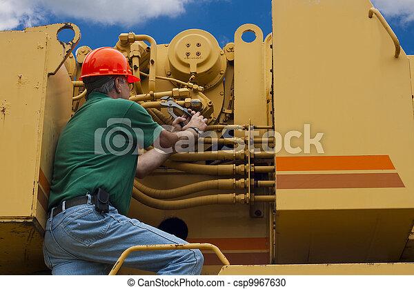 mecánico de mantenimiento - csp9967630