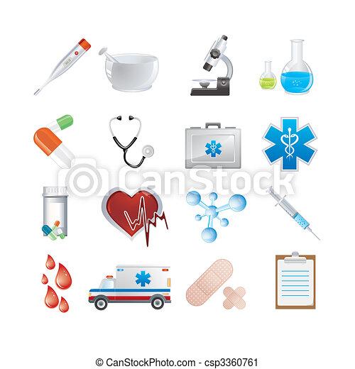 Medicina - csp3360761