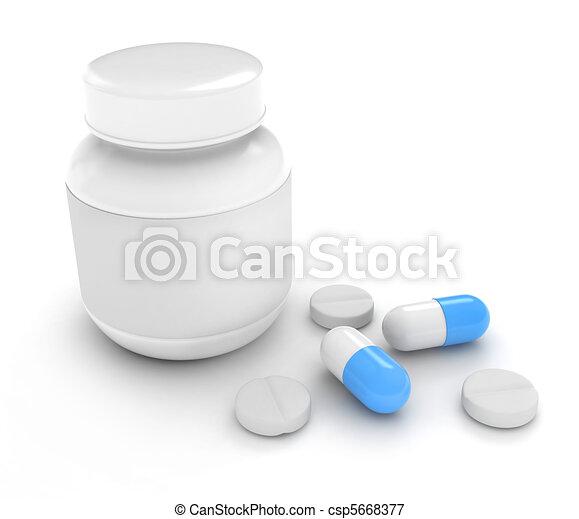 Medicina - csp5668377