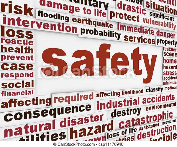Mensajes de seguridad - csp11176940