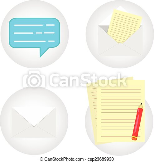 Mensaje y correo - csp23689930