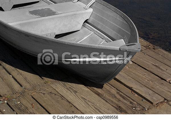 Barco de metal - csp0989556
