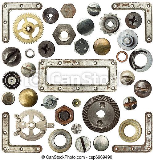 Detalles de metal - csp6969490