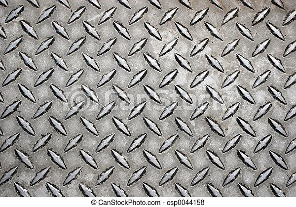 textura de metal - csp0044158