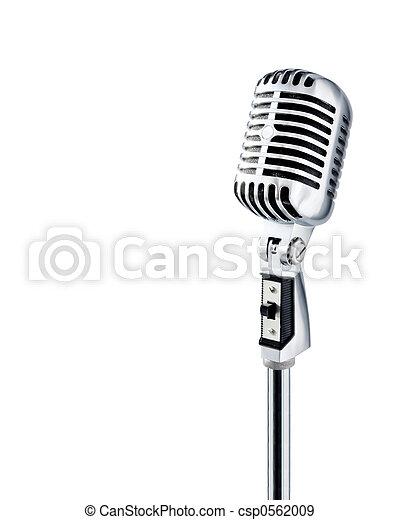 micrófono retro - csp0562009