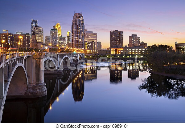 Minneapolis - csp10989101