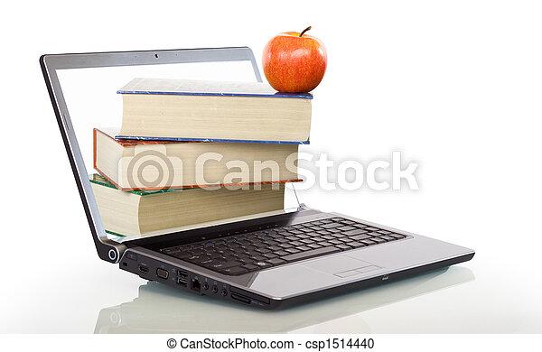 Educación moderna y aprendizaje en línea - csp1514440