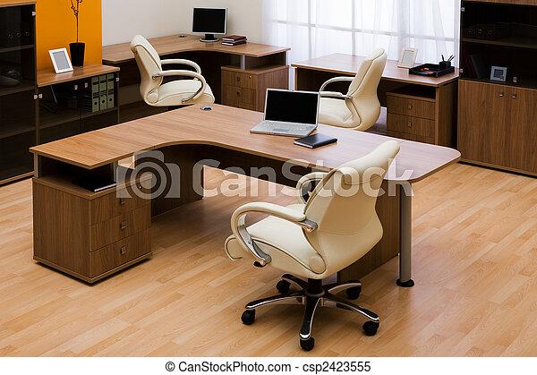 Oficina moderna - csp2423555
