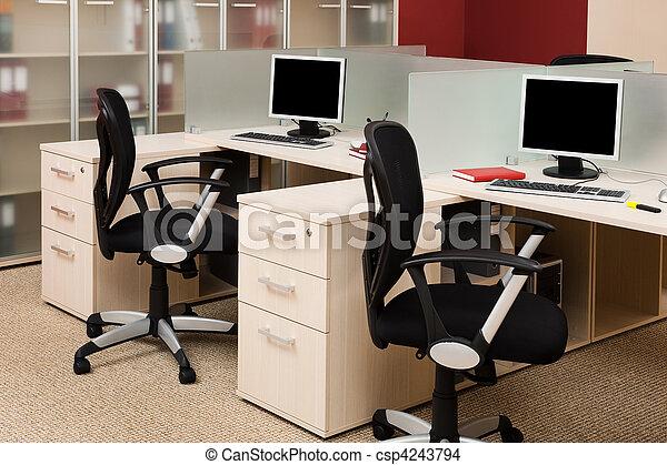 Oficina moderna - csp4243794