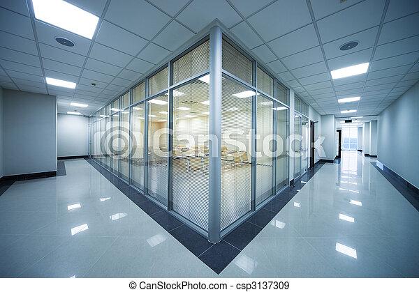 Oficina moderna - csp3137309