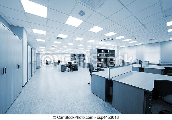 Oficina moderna - csp4453018