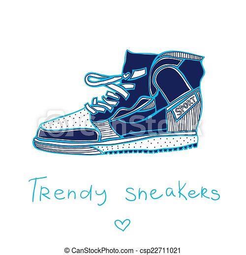 Zapatos Trendy - csp22711021