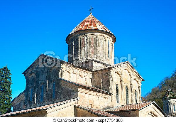 Monasterio Gelati - csp17754368