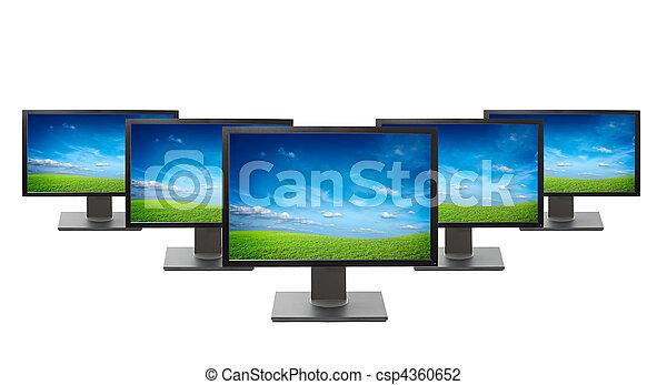 Monitores aislados - csp4360652