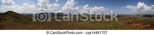 Montaña - csp14461707