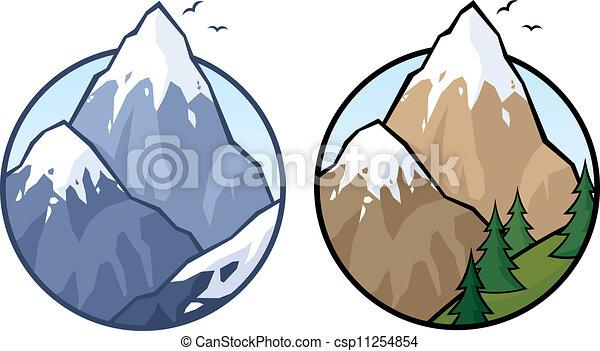 Montaña - csp11254854