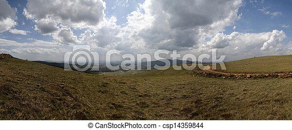 Montaña - csp14359844