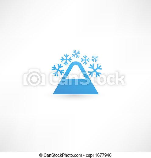 Un icono de montaña - csp11677946