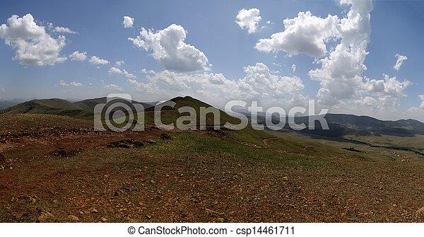 Montaña - csp14461711