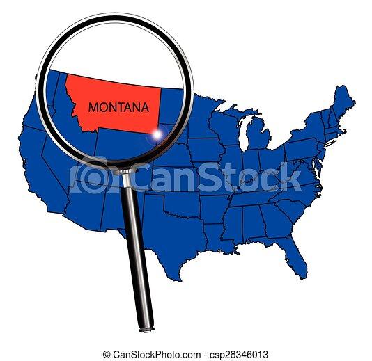 Montana - csp28346013