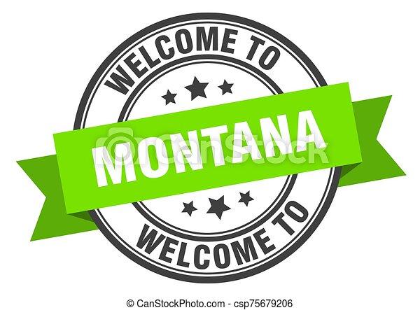 montana - csp75679206