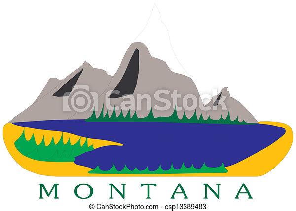 Montana - csp13389483